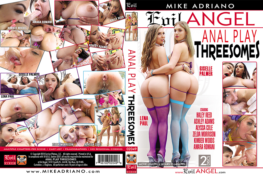 Download Anal Play Threesomes (2018)