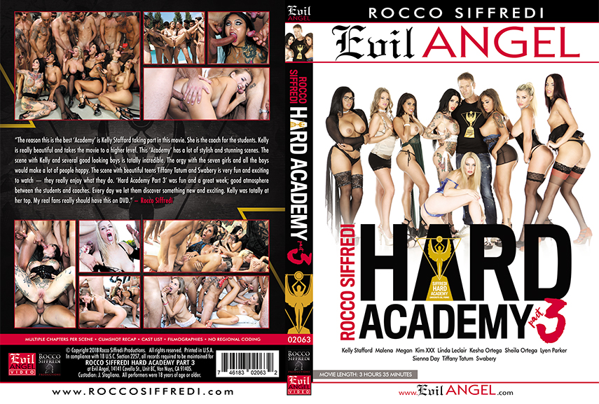 Download Rocco Siffredi Hard Academy Part 3 (2018)