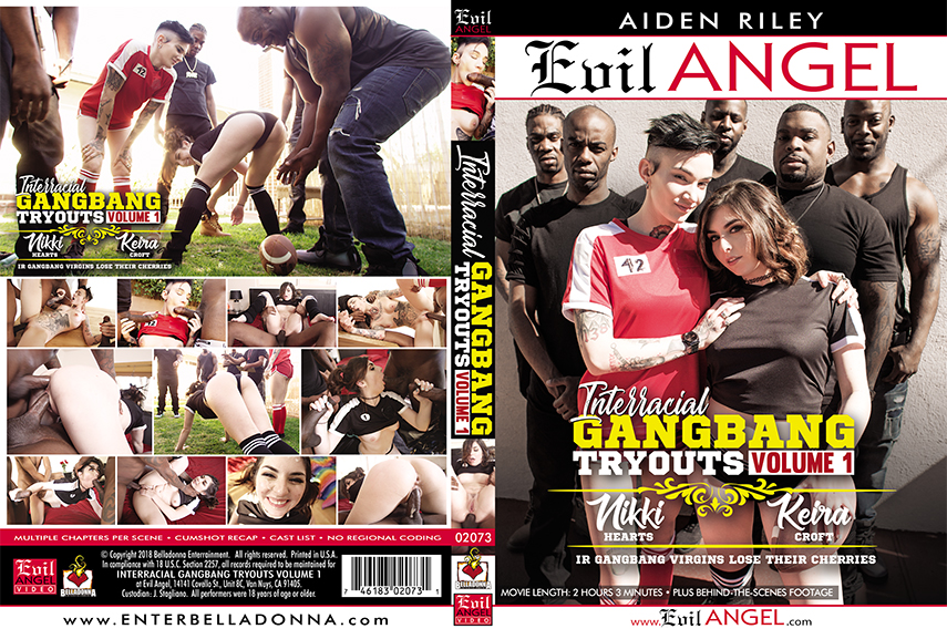 Download Interracial Gangbang Tryouts Volume 1 (2018)