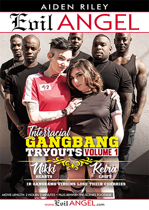 Interracial Gangbang Tryouts Volume 1