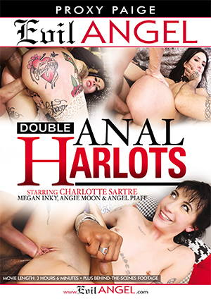 Double Anal Harlots