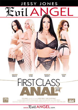 Download Coming Soon's First Class Anal