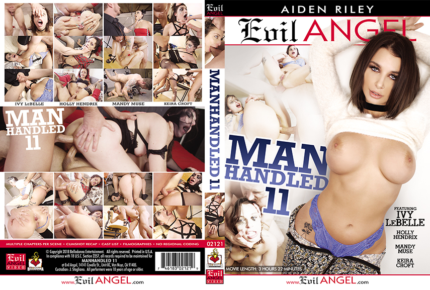Manhandled 11 (2018)