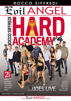 Rocco Siffredi Hard Academy Part 4 ...Goes Live