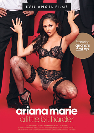 Download Coming Soon's Ariana Marie: A Little Bit Harder
