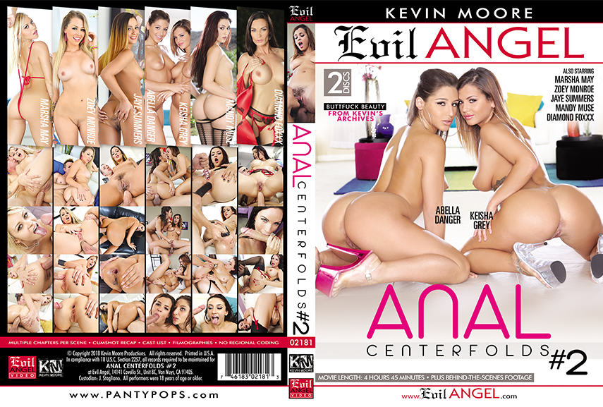 Download Anal Centerfolds 2 (2018)