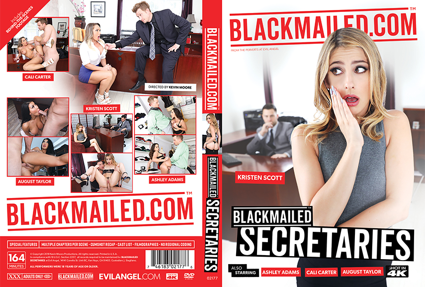 Blackmailed Secretaries (2018)