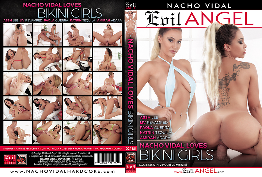 Download Nacho Vidal Loves Bikini Girls (2018)