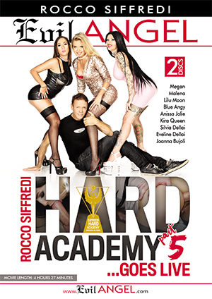 Rocco Siffredi Hard Academy Part 5 ...Goes Live