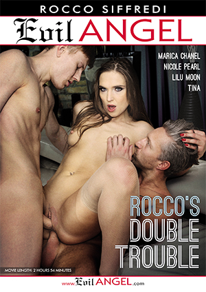 Download Rocco Siffredi's Rocco's Double Trouble