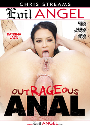 Outrageous Anal