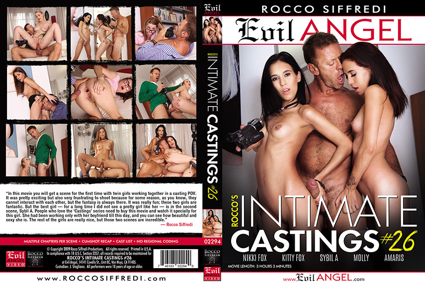 Rocco's Intimate Castings 26 (2019)