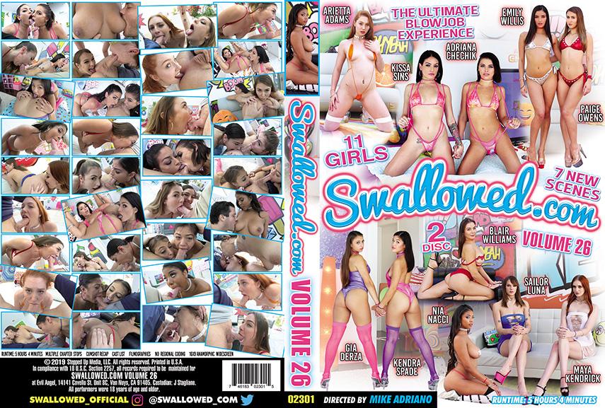 Swallowed.com Volume 26 (2019)
