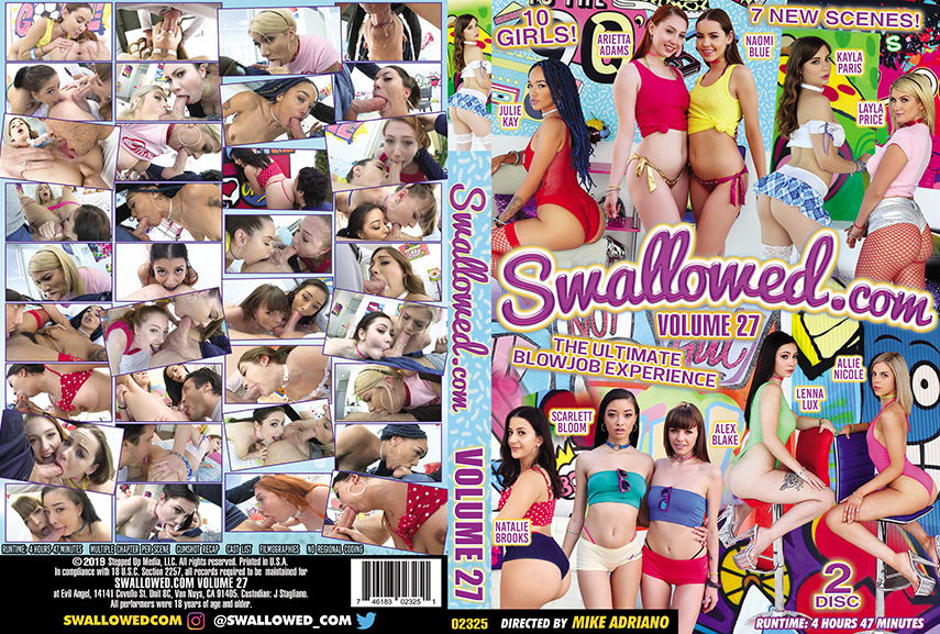 Download Swallowed.com Volume 27 (2019)