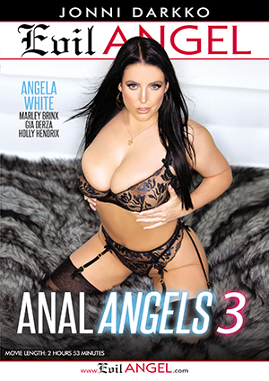 Anal Angels #3