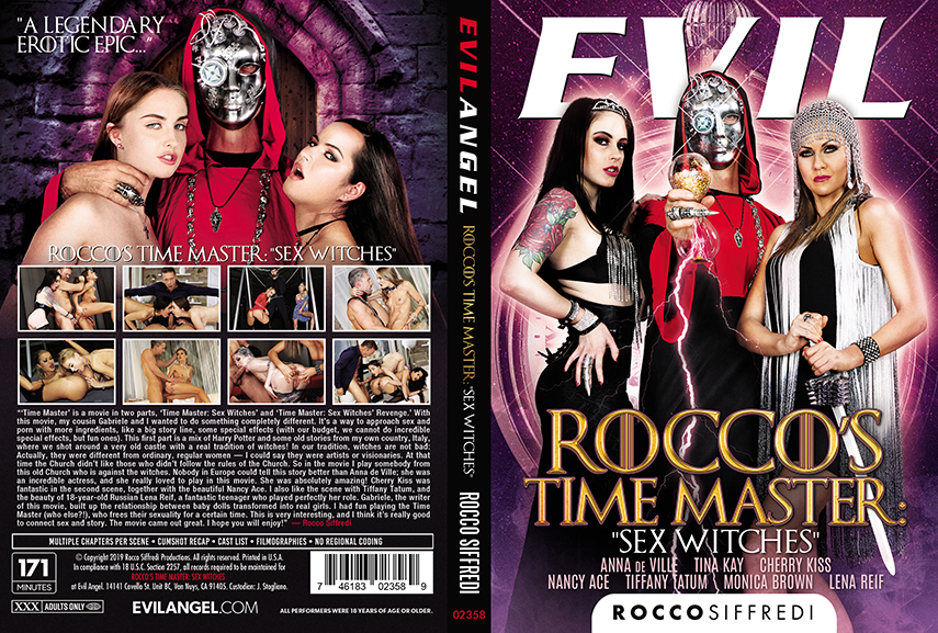 Download Rocco's Time Master: Sex Witches (2019)