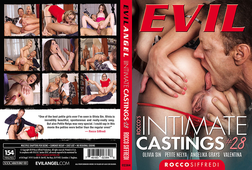 Rocco's Intimate Castings 28 (2019)