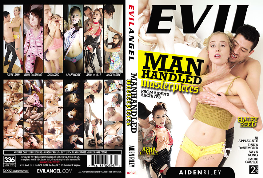 Manhandled Masterpieces (2019)