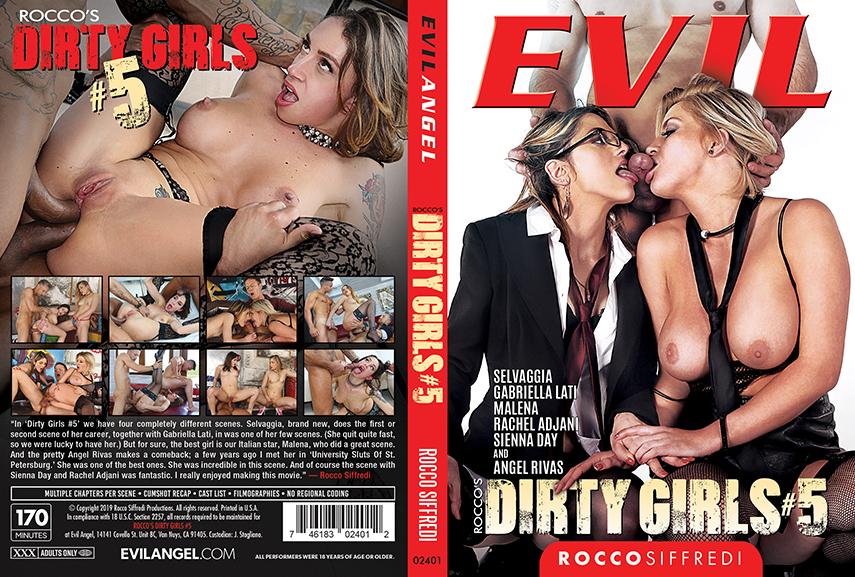 Rocco's Dirty Girls 5 (2019)