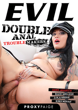 Double Anal Troublemakers