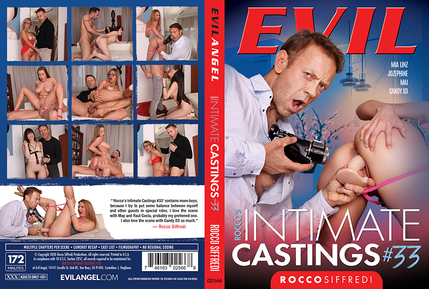 Rocco's Intimate Castings 33 (2020)