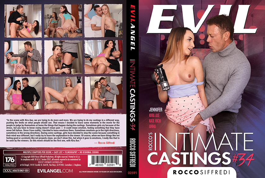 Download Rocco's Intimate Castings 34 (2020)